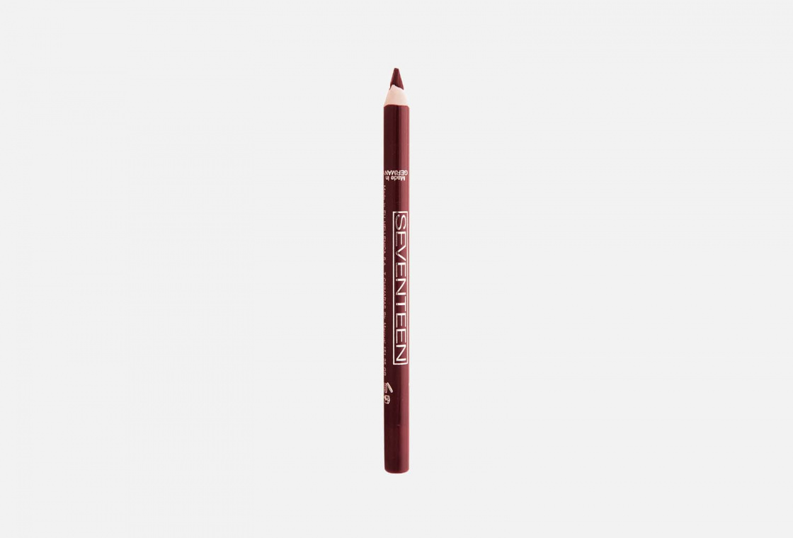 Карандаш для губ Seventeen Super Smooth W/P Lip Liner