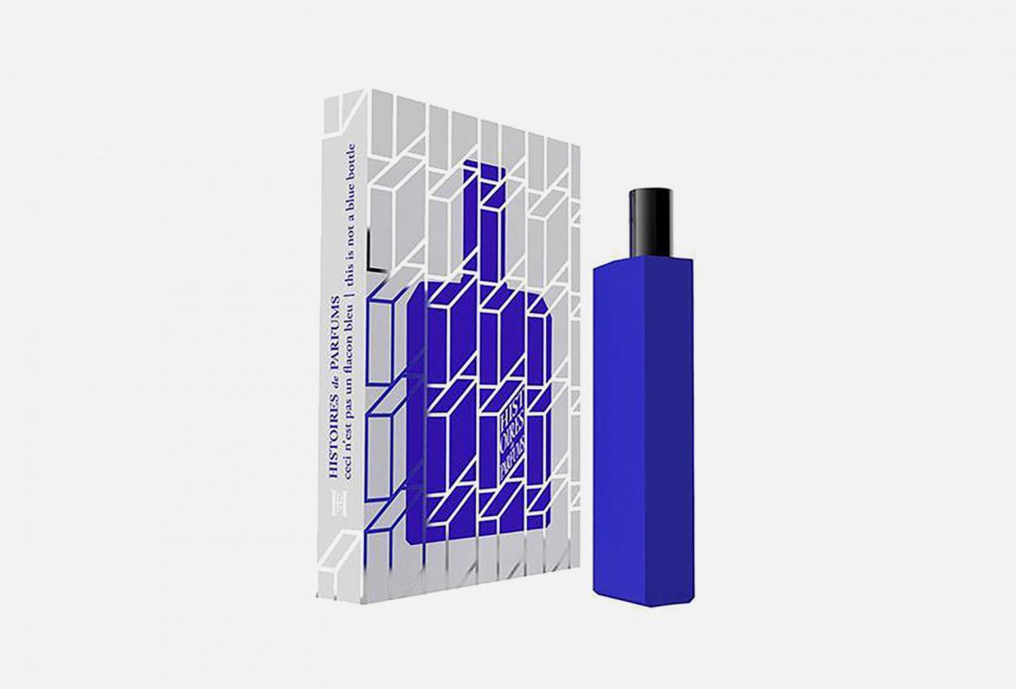 Парфюмерная вода  Histoires de Parfums This is not a blue bottle