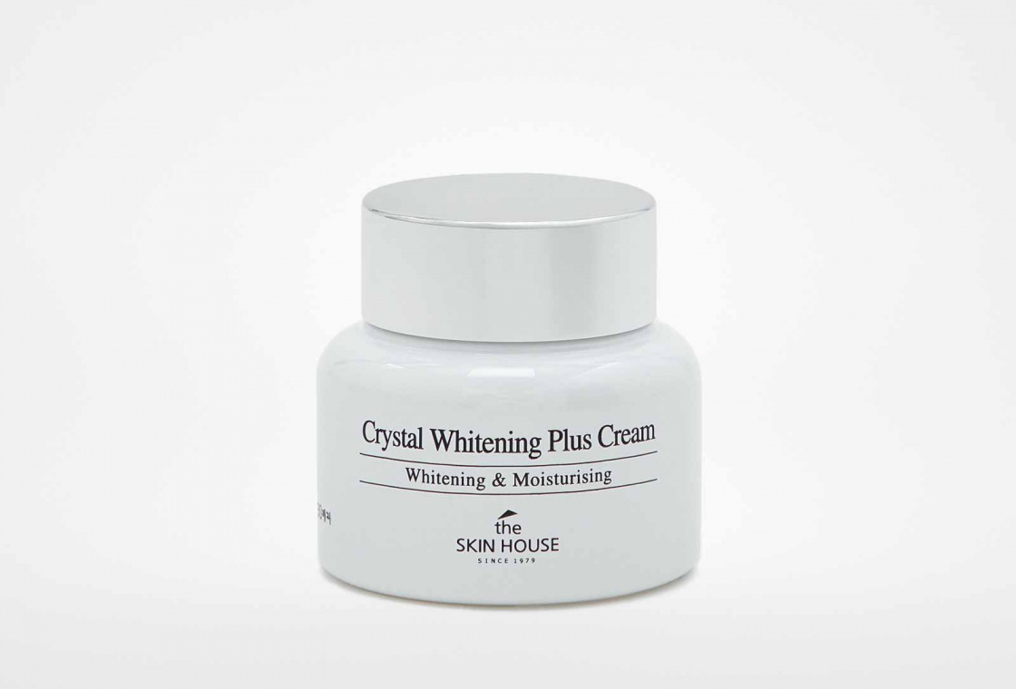 Осветляющий крем The Skin House CRYSTAL WHITENING PLUS CREAM