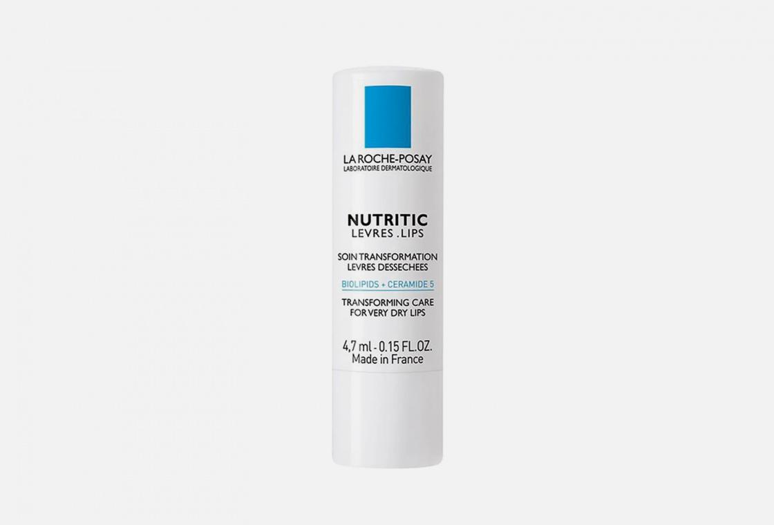 Питательный бальзам для глубокого восстановления кожи губ La Roche-Posay NUTRITIC LEVRES