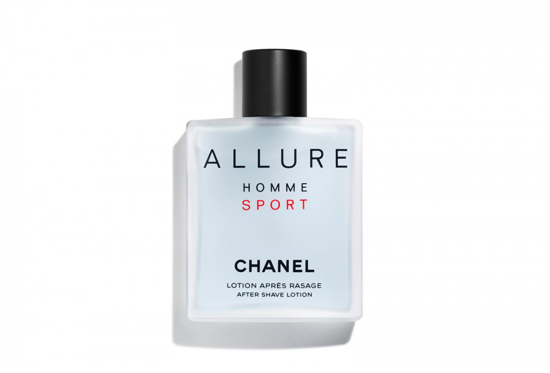 ЛОСЬОН ПОСЛЕ БРИТЬЯ CHANEL ALLURE HOMME SPORT