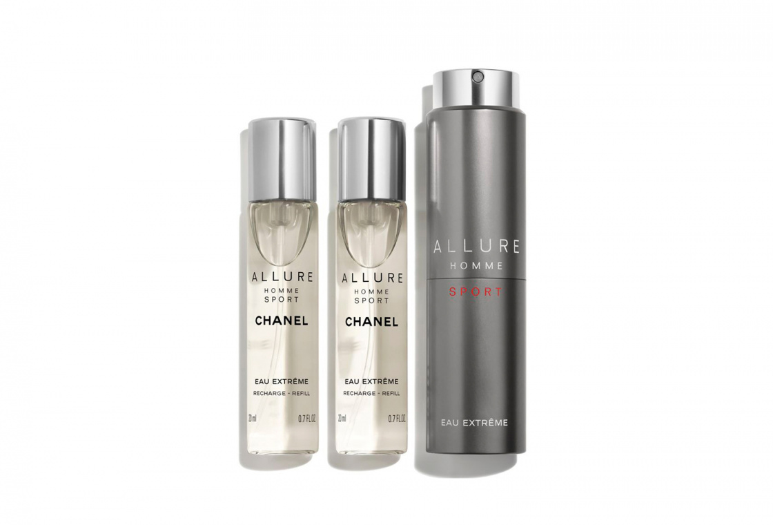 ПАРФЮМЕРНАЯ ВОДА TWIST AND SPRAY CHANEL ALLURE HOMME SPORT EAU EXTRÊME