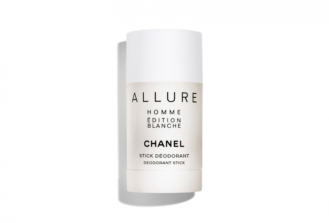 ДЕЗОДОРАНТ-СТИК CHANEL ALLURE HOMME ÉDITION BLANCHE
