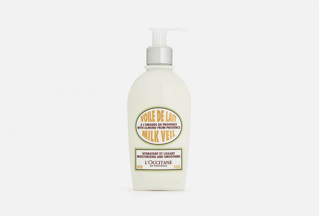Мерцающее молочко для тела  L'Occitane Milk Veil