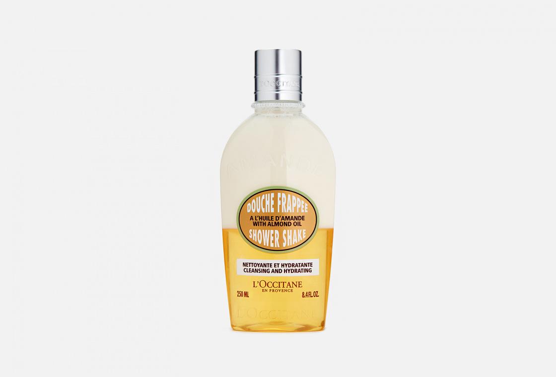 Шейк для душа  L'Occitane Shower Shake With Almond Oil