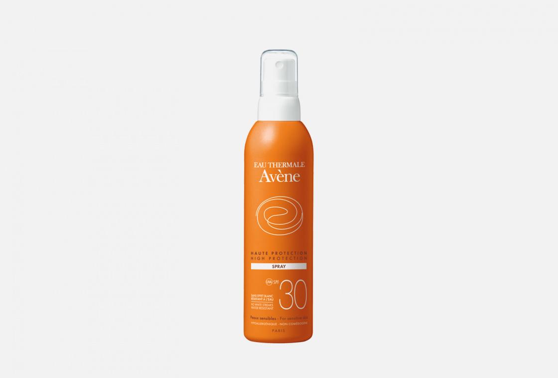 Спрей для лица и тела SPF 30  Avene SUN