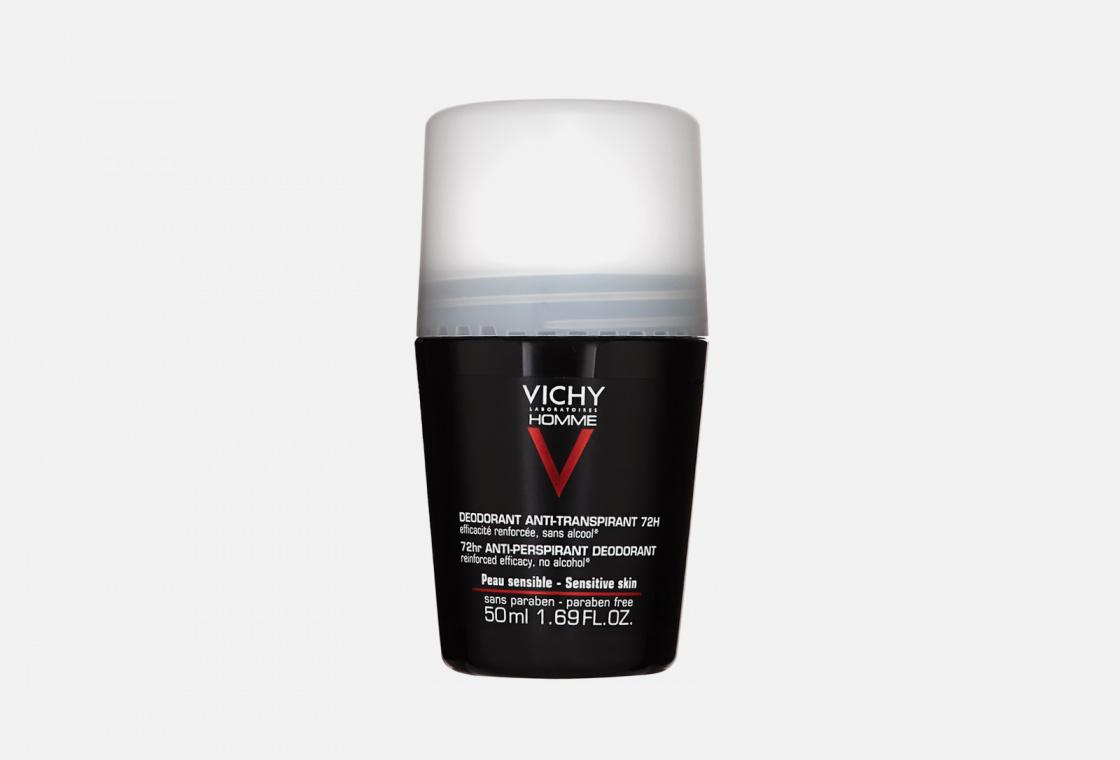 Дезодорант против избыточного потоотделения VICHY 72h HOMME