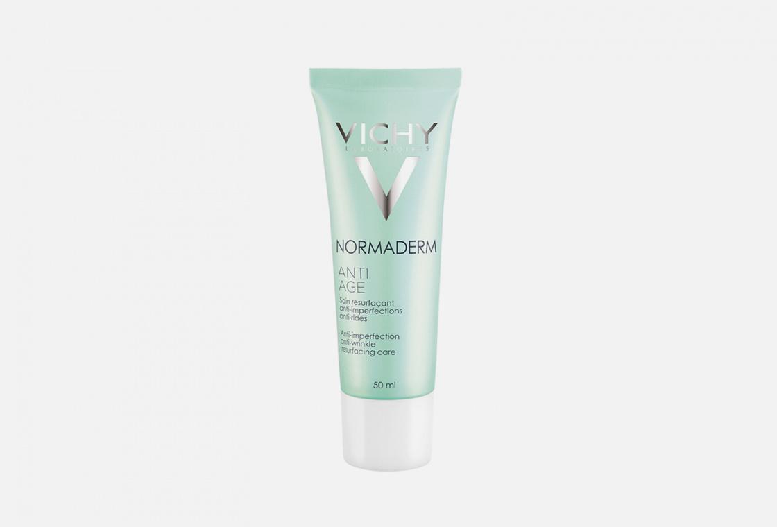 Крем-гель для проблемной кожи с первыми признаками старения VICHY  Normaderm Anti Age