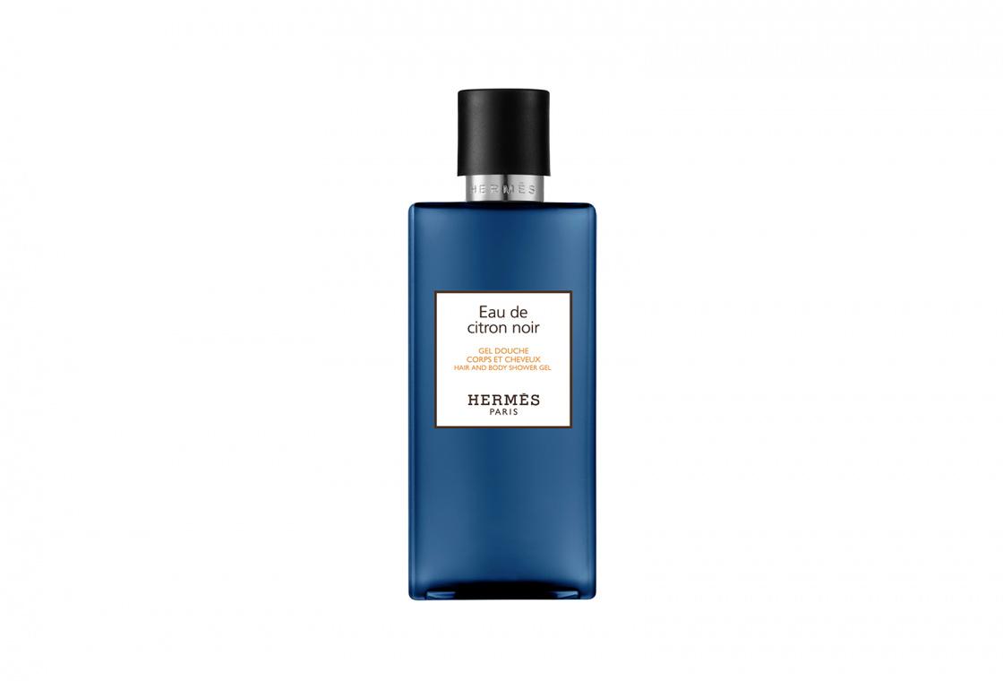Шампунь для тела и волос HERMÈS Eau de Citron Noir