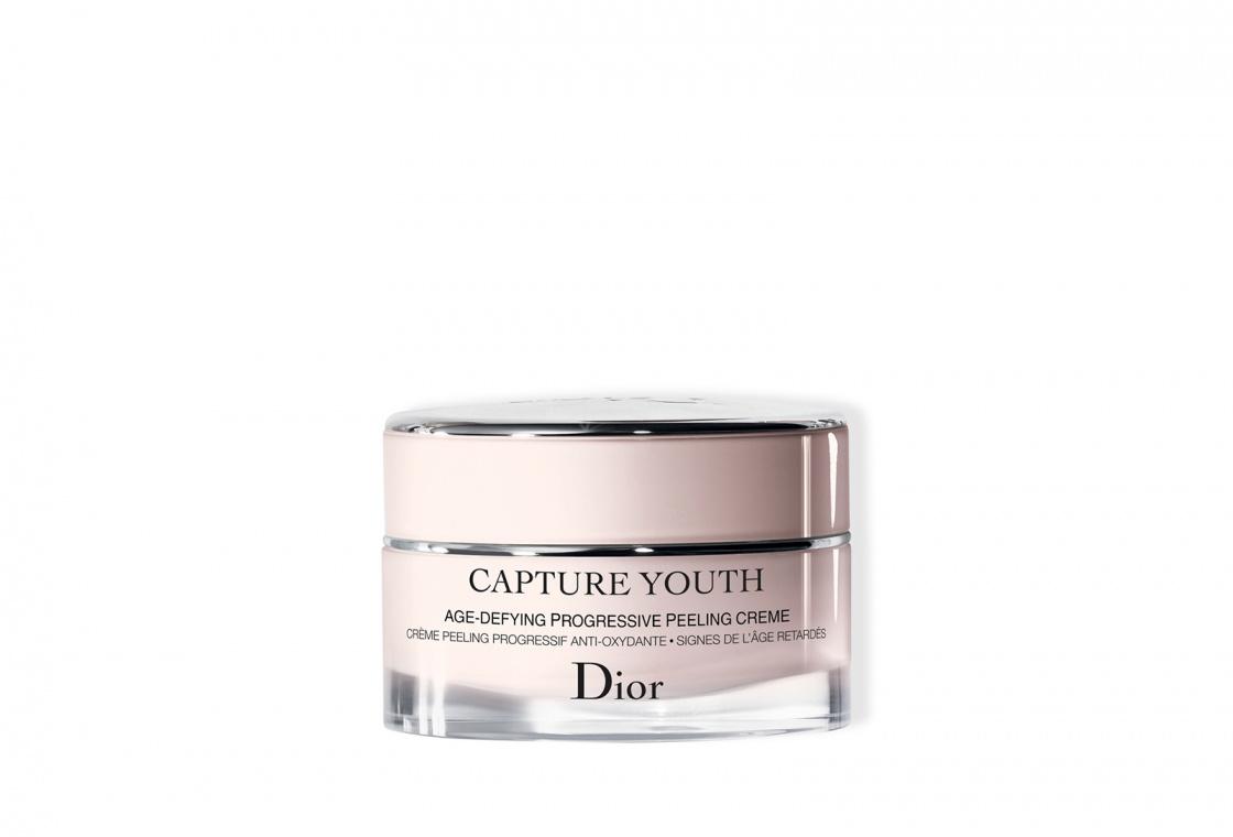 Антиоксидантный обновляющий крем для лица Dior Capture Youth