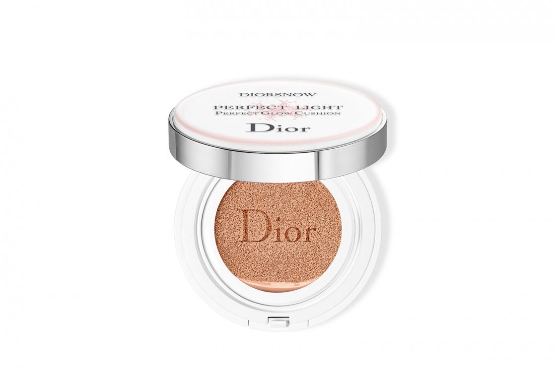 Кушон для идеального сияния Dior Diorsnow