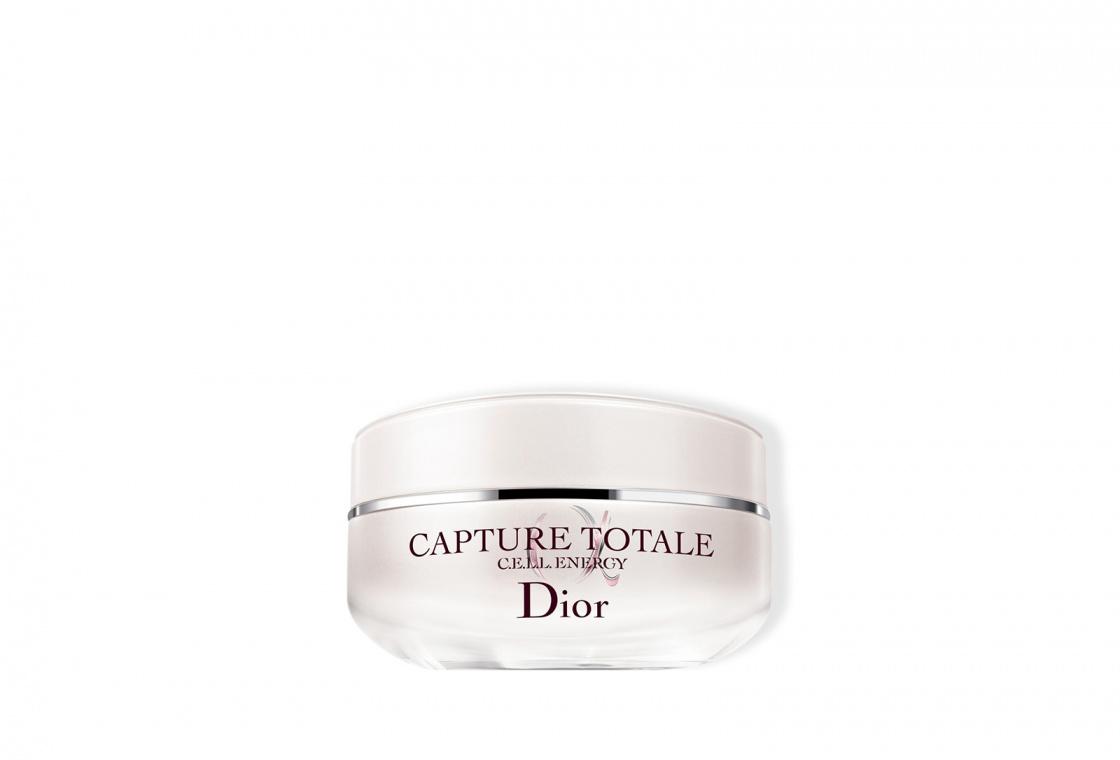 Укрепляющий корректирующий Крем для лица и шеи Dior Capture Totale C.E.L.L. Energy Cream