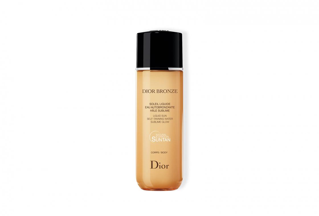 Вода-автозагар для тела Dior Dior Bronze Liquid Sun Self-Tanning Water Sublime Glow