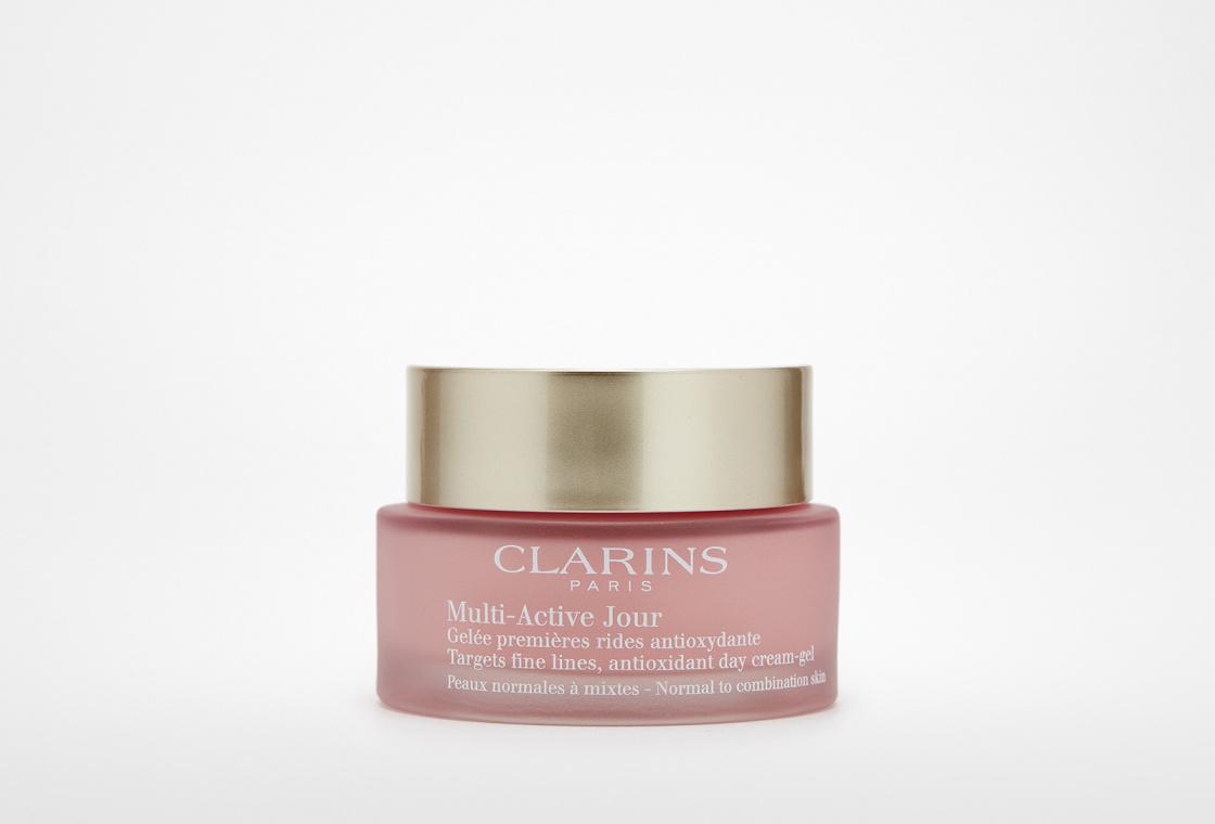 Дневной гель для нормальной и комбинированной кожи Clarins Multi-Active