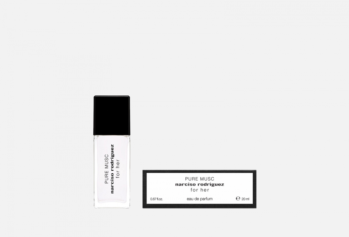 Парфюмерная вода Narciso Rodriguez FOR HER PURE MUSC MINI