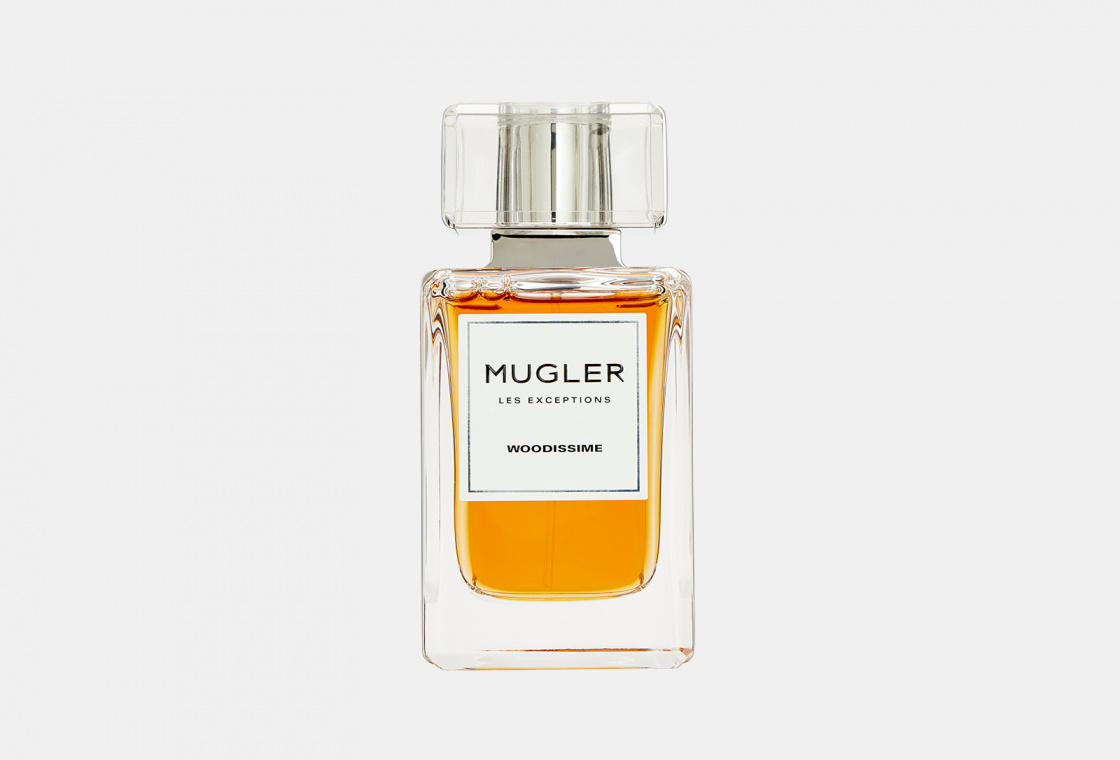 Парфюмерная вода  Mugler Les Exceptions Woodissime