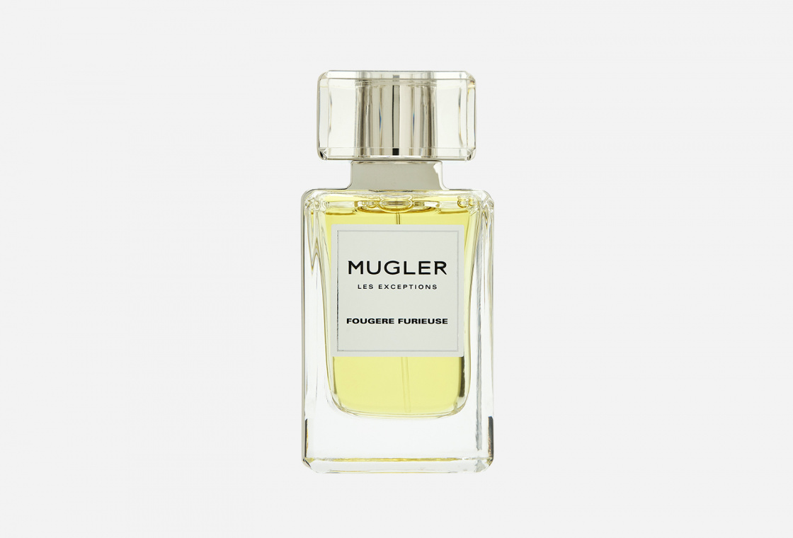 Парфюмерная вода  Mugler Les Exceptions Fougere Furieuse