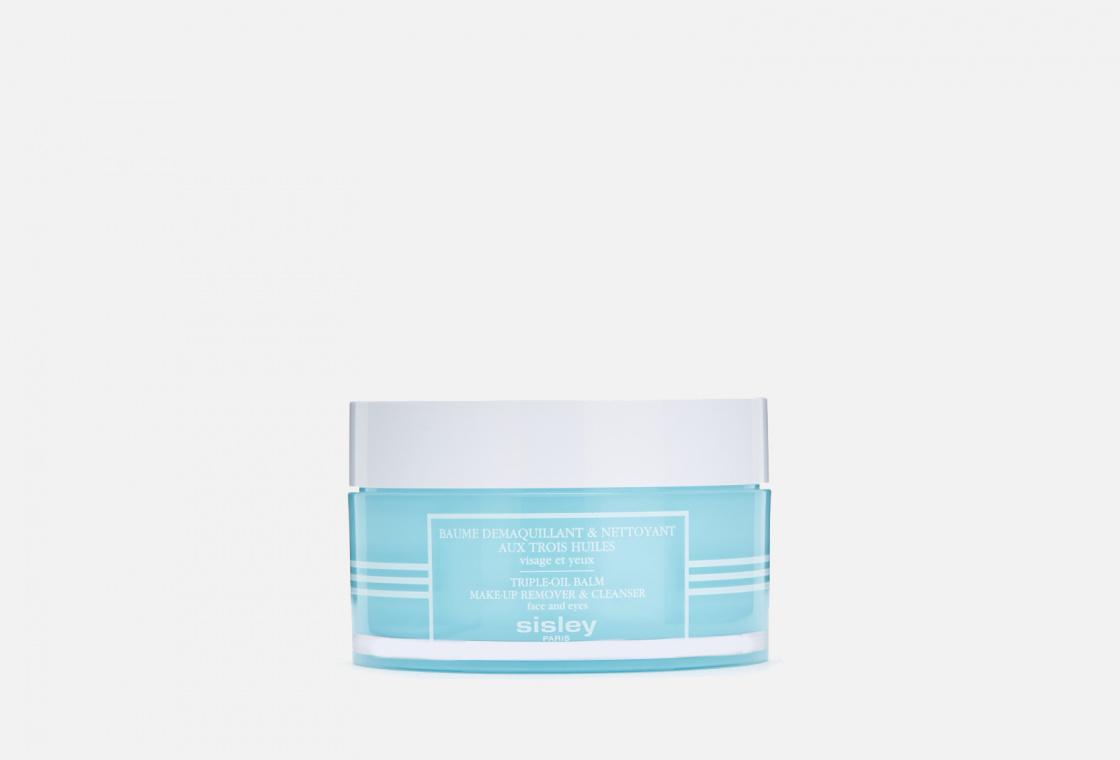 Бальзам для снятия макияжа и очищения кожи с тремя растительными маслами  Sisley Make-up Remover Balm