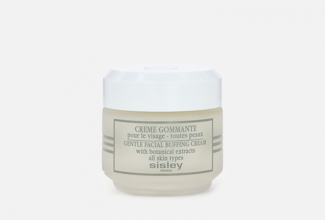 Отшелушивающий крем-гоммаж для лица Sisley Gentle Facial Buffing Cream