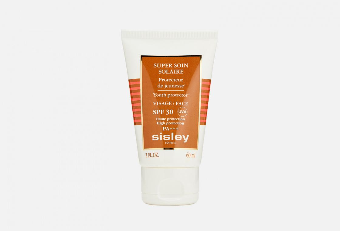 Солнечный суперкрем для лица SPF30 Sisley Super Soin Solaire Facial Sun Care