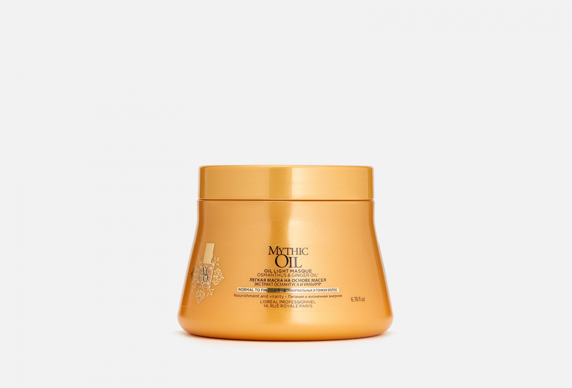 Маска L'Oreal Professionnel MITHIC OIL