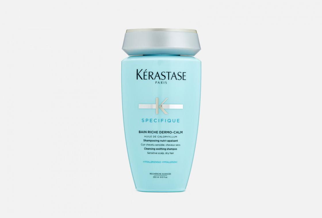 Шампунь для чувствительной кожи головы и сухих волос Kerastase  Dermo-Calm