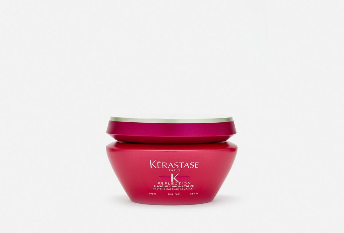 Маска для защиты цвета тонких окрашенных волос Kerastase Reflection