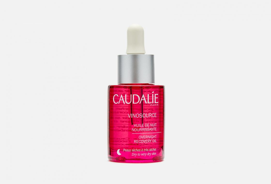 Восстанавливающее ночное масло для лица Caudalie Vinosource
