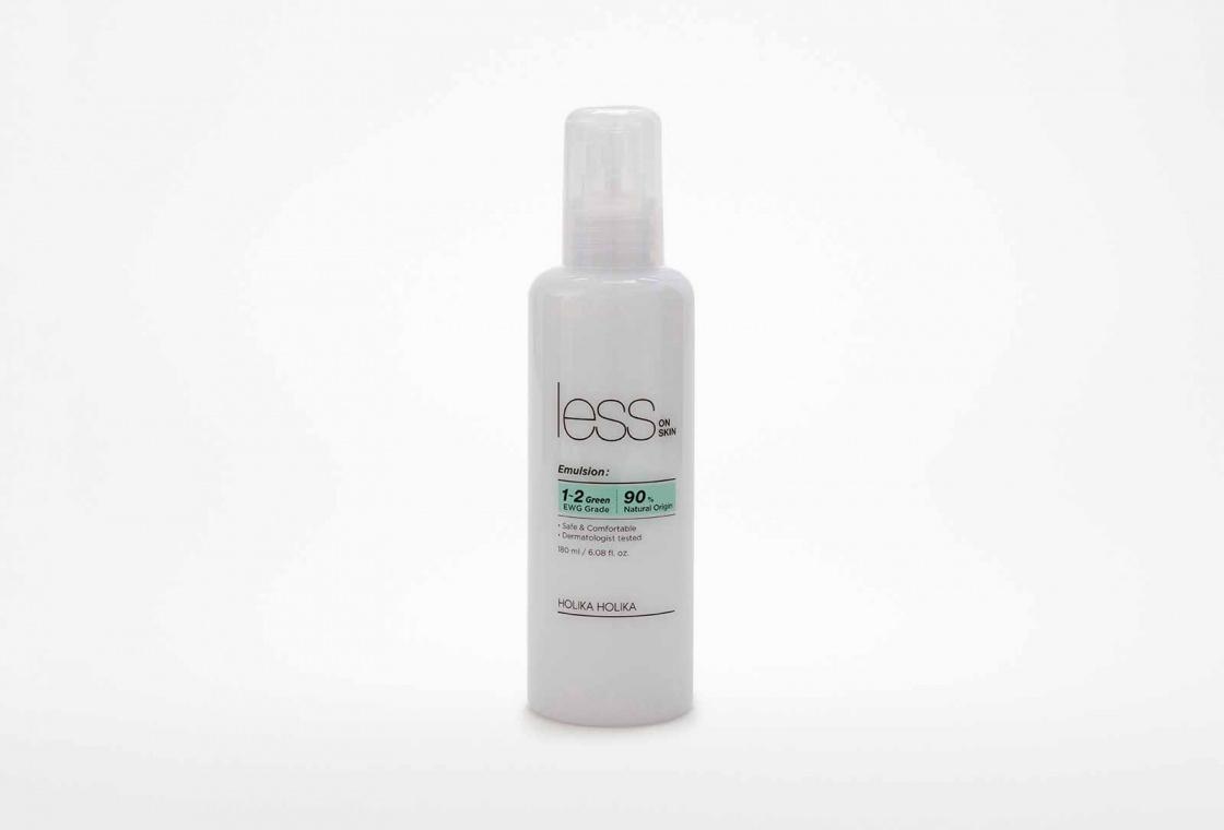 Эмульсия для лица против покраснений Holika Holika Less On Skin Emulsion