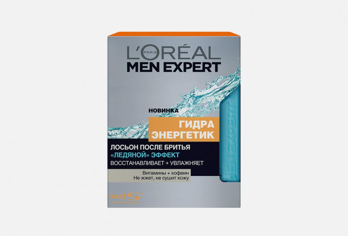 Лосьон после бритья, восстанавливающий, охлаждающий L'Oreal Paris Men Expert Hydra Energetic