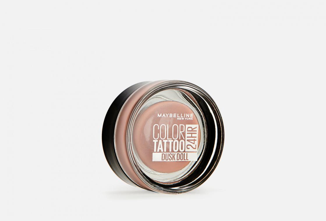 Тени для век Maybelline New York Color Tattoo