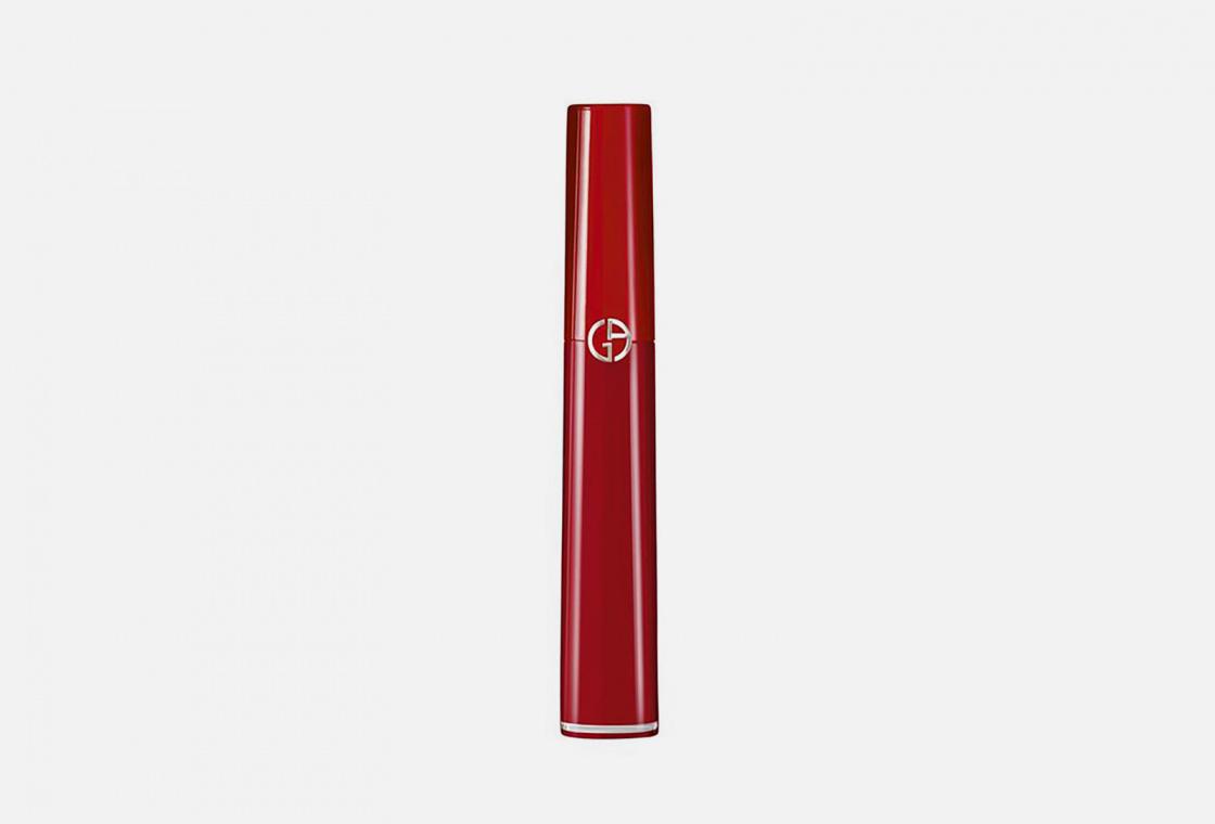 Бархатный гель для губ Giorgio Armani Lip Maestro