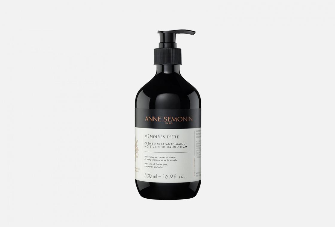 Питательный крем для рук  Anne Semonin Memoires d'Ete  Moisturizing Hand Cream