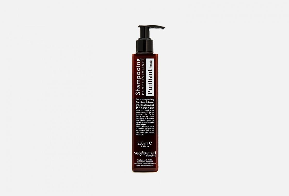Профессиональный глубоко очищающий органический шампунь Végétalement Provence Deep Purifying Shampoo