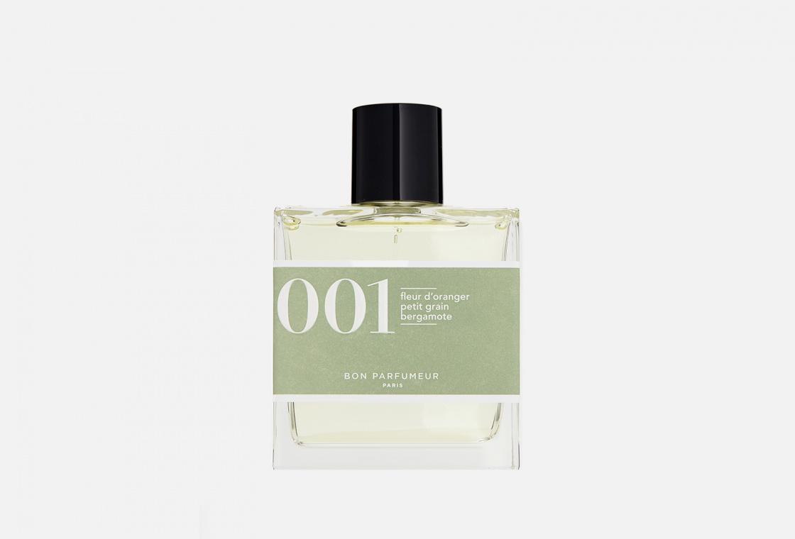 Парфюмерная вода BON PARFUMEUR PARIS 001 - fleur d'oranger, petit grain, bergamote
