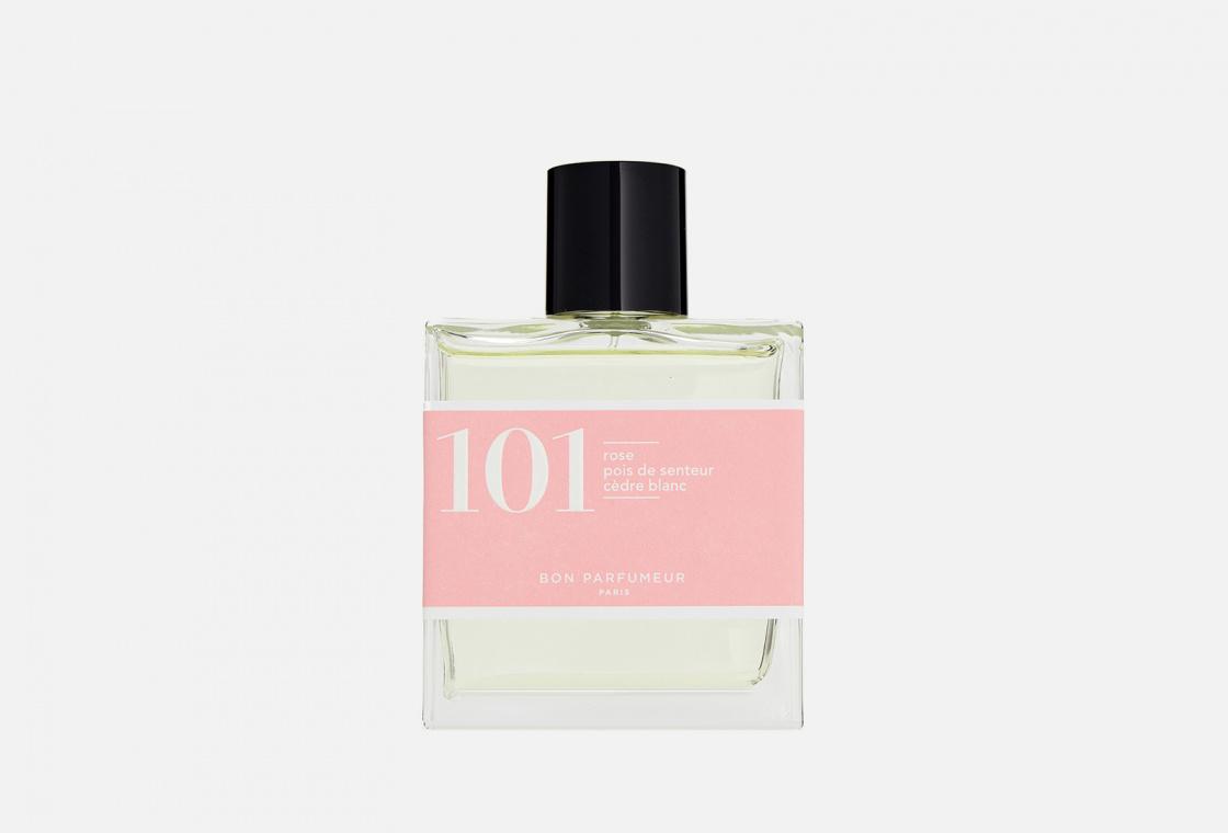 Парфюмерная вода BON PARFUMEUR PARIS 101- rose, pois de senteur, cèdre blanc