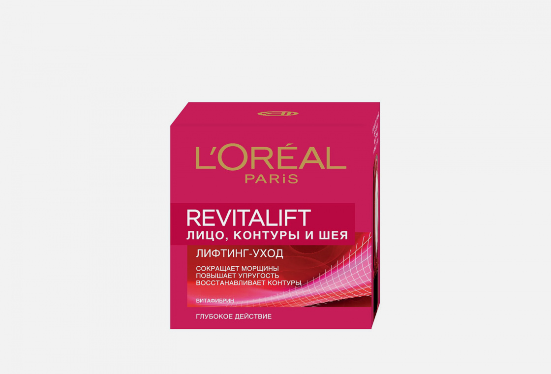 Крем для лицо, контура и шеи L'Oreal Paris REVITALIFT