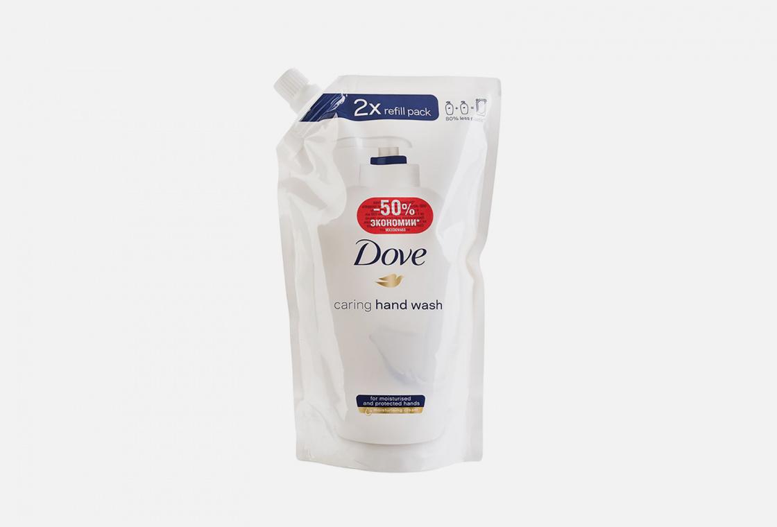 Крем-мыло, сменный блок  Dove Красота  и уход