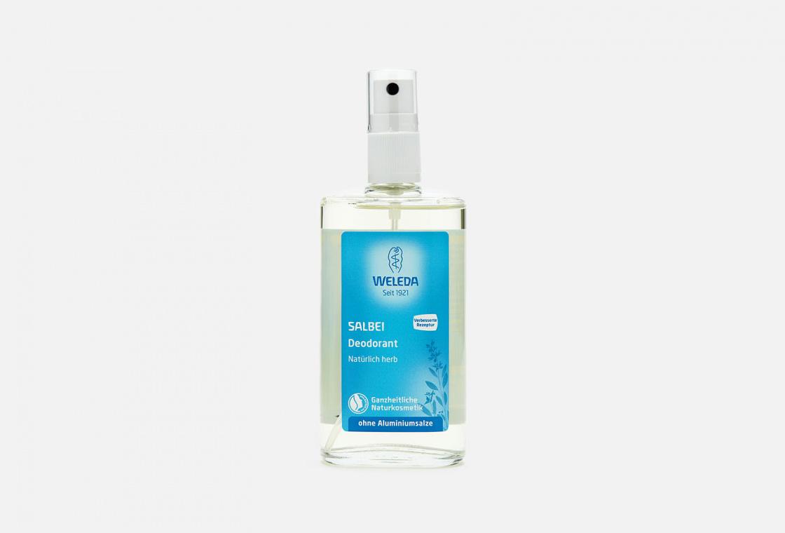 Дезодорант-спрей с шалфеем  Weleda Salvia Deodorant