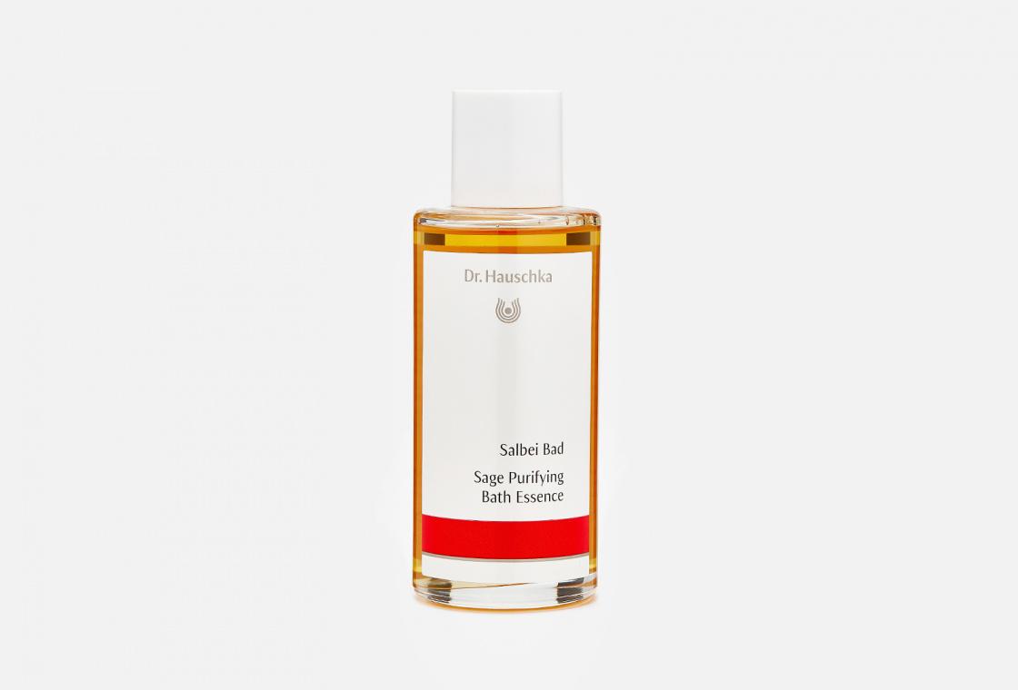 Средство для ванн с экстрактом шалфея  Dr.Hauschka Salbei Bad