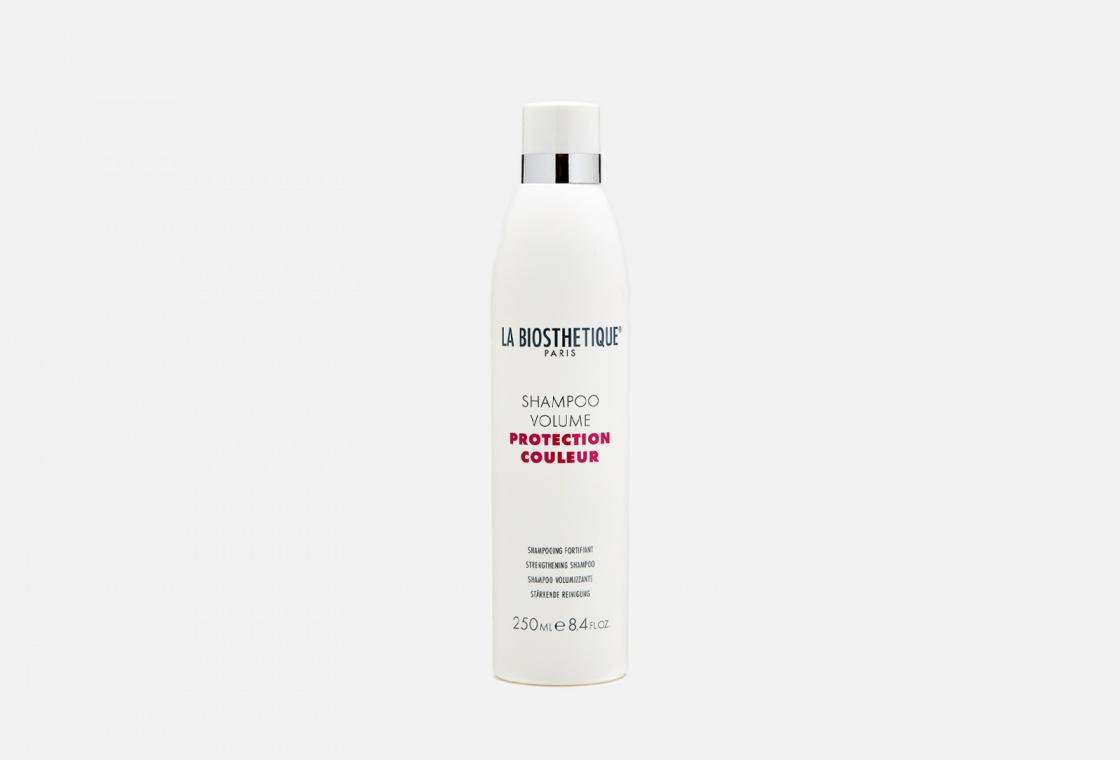 Шампунь для окрашенных тонких волос La Biosthetique Shampoo Volume Protection Couleur