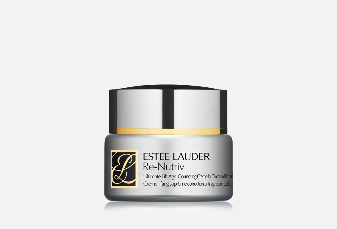 Универсальный антивозрастной крем для шеи и области декольте Estée Lauder Re-Nutriv Ultimate Lift