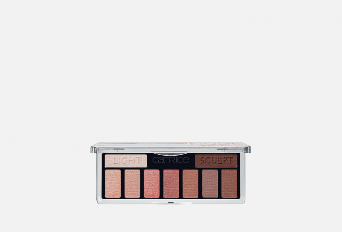 Палетка теней 9 в 1 Catrice The Fresh Nude Collection Eyeshadow Palette