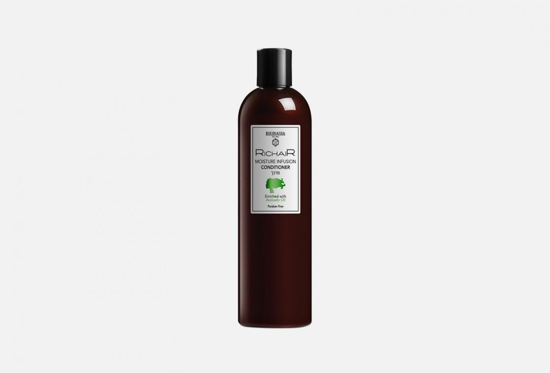 Кондиционер для увлажнения с маслом авокадо Egomania  RicHair Moinsture Infusion