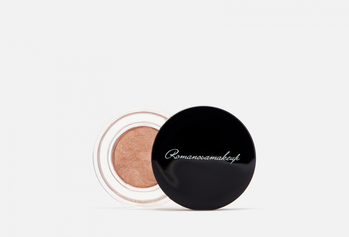 Кремовые тени  для век  Romanovamakeup SEXY EYE CREAM METALLIZER