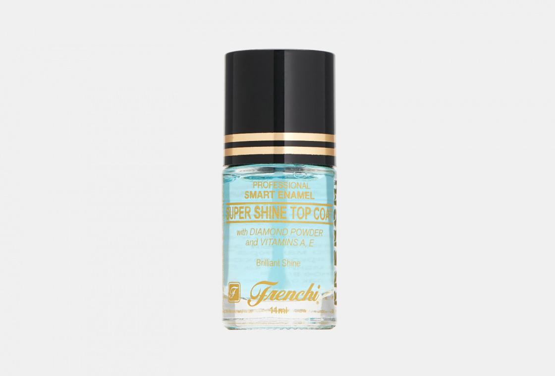Супер блестящее покрытие для ногтей SMART ENAMEL Frenchi