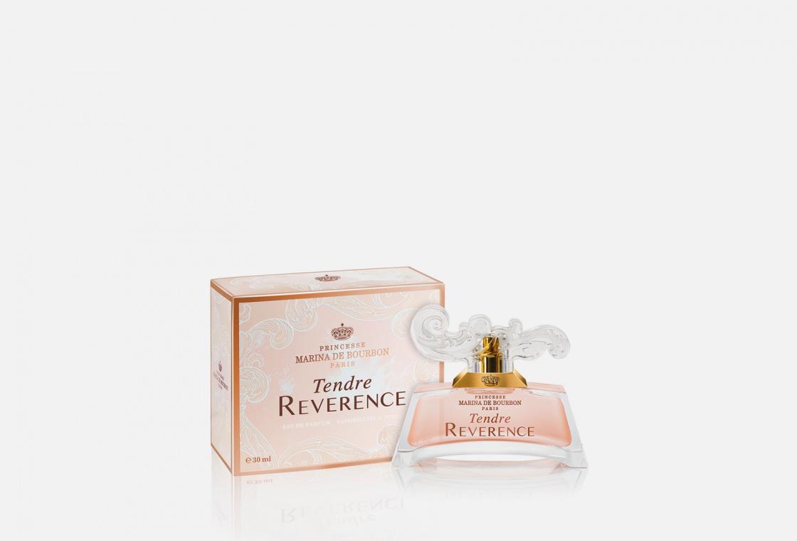 Парфюмерная вода Marina de Bourbon Tendre Reverence