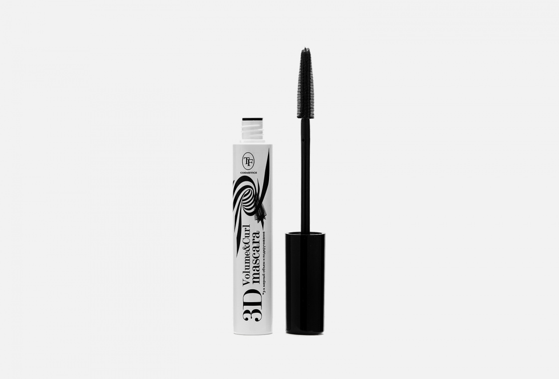 Тушь для ресниц TF Cosmetics Black & White Show Mascara