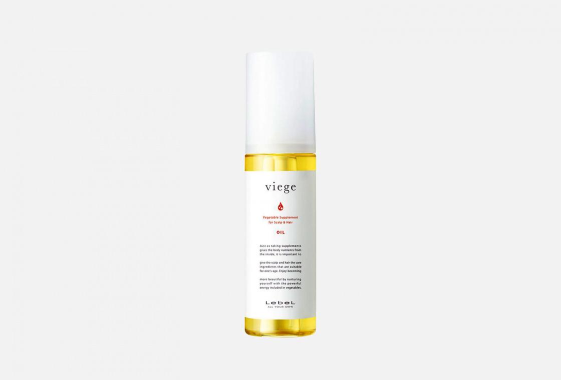 Масло для восстановления волос Lebel  Viege Oil
