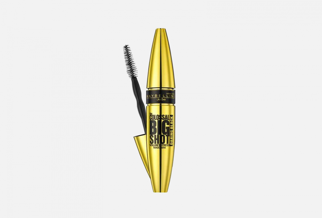 Тушь для ресниц  Maybelline New York COLOSSAL BIG SHOT DARING BLACK​